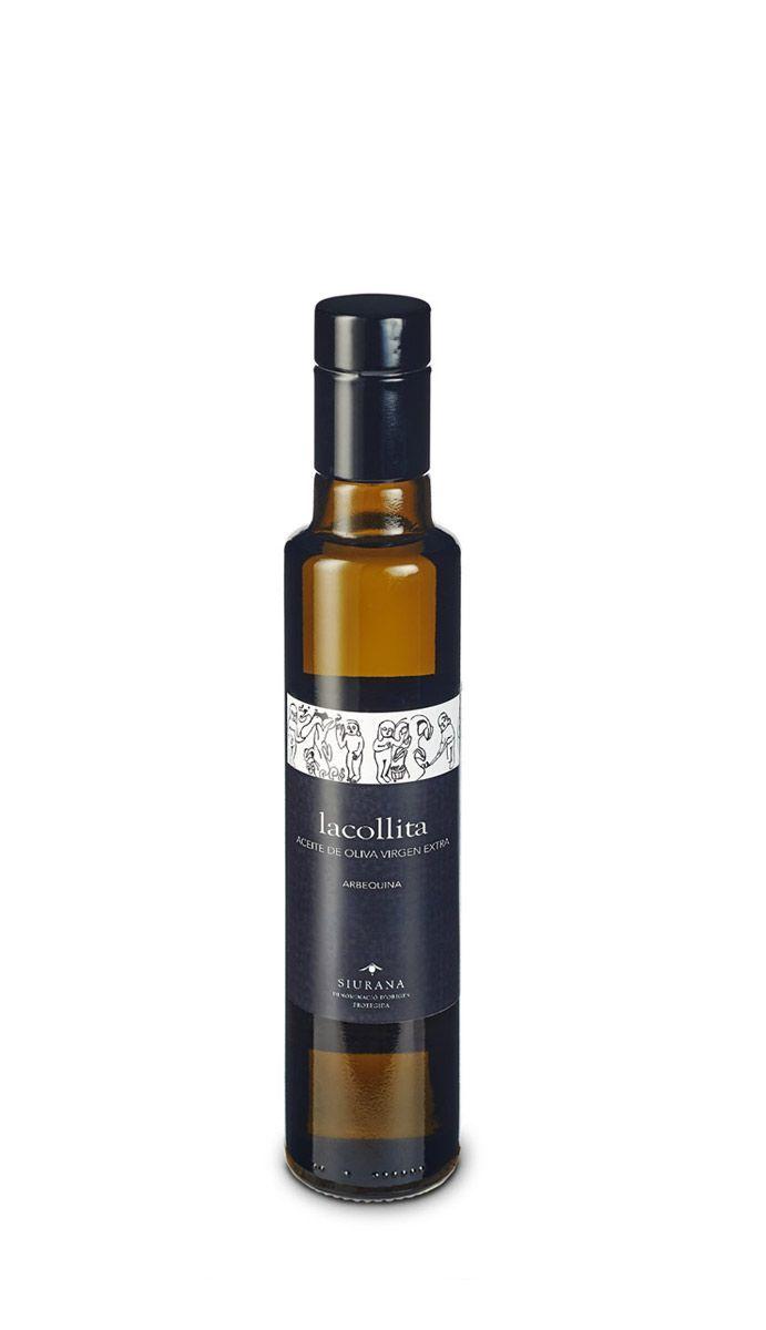 Botella Aceite Virgen Extra 100% Arbequina 250ml