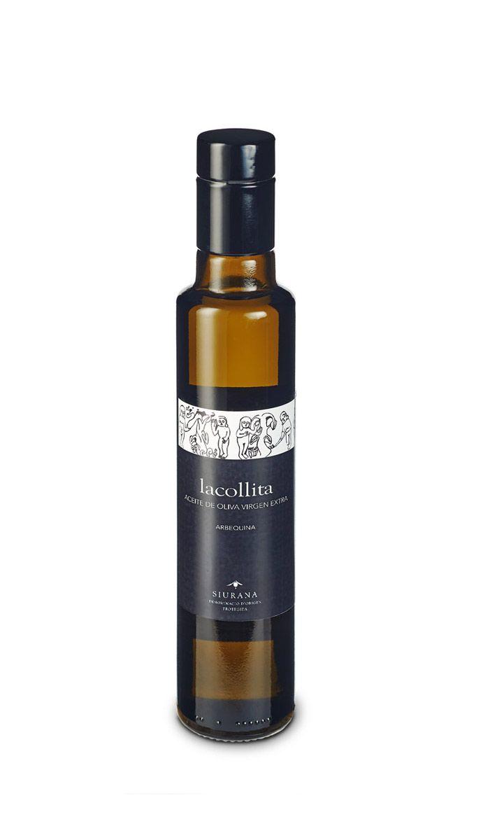 Botella Aceite Virgen Extra 100% Arbequina 500ml