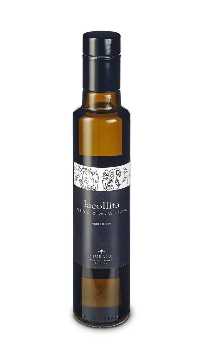 Botella Aceite Virgen Extra 100 Arbequina 750ml